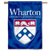 Wharton School of Penn House Banner