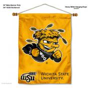 Wichita State Shockers Wall Banner