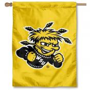 Wichita State University Banner Flag