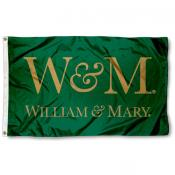 William & Mary Tribe Flag