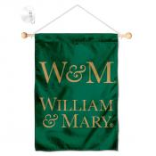 William & Mary Tribe Window and Wall Banner