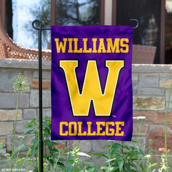 Williams College Garden Flag
