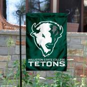 Williston State College Garden Flag