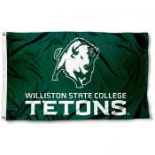 Williston State Tetons Flag