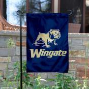 Wingate University Garden Flag