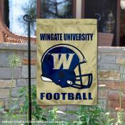 Wingate University Helmet Yard Flag