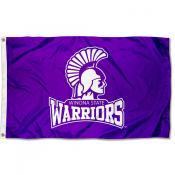 Winona State Warriors Flag