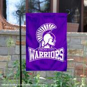 Winona State Warriors Garden Flag