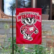 Wisconsin Badgers Yard Flag