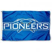 Wisconsin Platteville Pioneers Flag