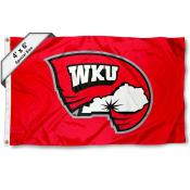 WKU Hilltoppers Large 4x6 Flag