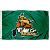 Wright State Raiders Logo Flag