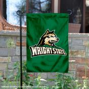 Wright State Raiders New Logo Garden Flag