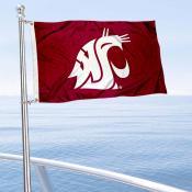 WSU Cougars Golf Cart Flag