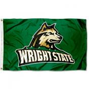 WSU Raiders New Logo Flag