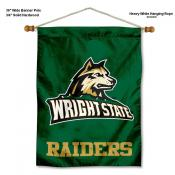 WSU Raiders Wall Banner