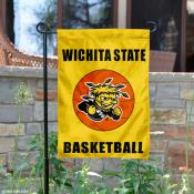 WSU Shockers Basketball Garden Banner