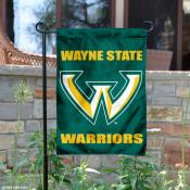 WSU Warriors Garden Flag