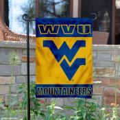 WVU Yard Flag