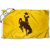 Wyoming Cowboys Small 2'x3' Flag