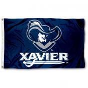 Xavier Musketeers 3x5 Flag