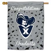 Xavier Musketeers Congratulations Graduate Flag