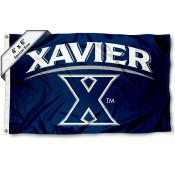 Xavier Musketeers Large 4x6 Flag