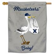 Xavier Musketeers New Baby Flag