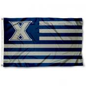 Xavier Musketeers Stripes Flag