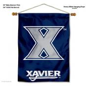 Xavier Musketeers Wall Banner