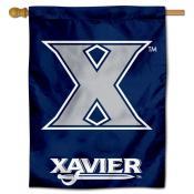 Xavier University Banner Flag