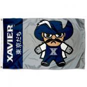 Xavier University Kawaii Tokyodachi Yuru Kyara Flag
