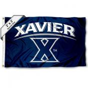 Xavier University Small 2'x3' Flag