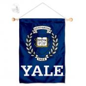 Yale Bulldogs Window and Wall Banner
