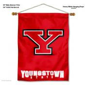 Youngstown State Penguins Wall Banner