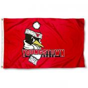 YSU Penguins Flag