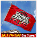 Louisville Champs Flags and Pennants