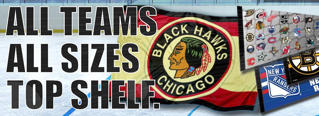 NHL Team Flags