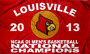 University of Louisville National Champions Flags
