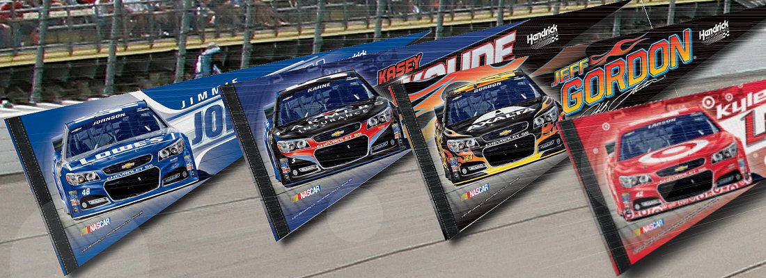NASCAR Pennants and NASCAR Decorations