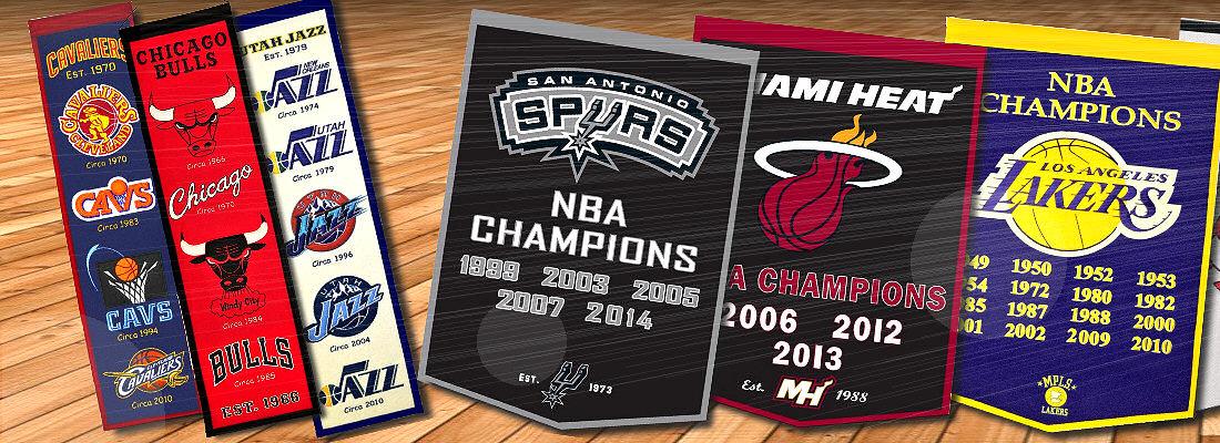 NBA Banners