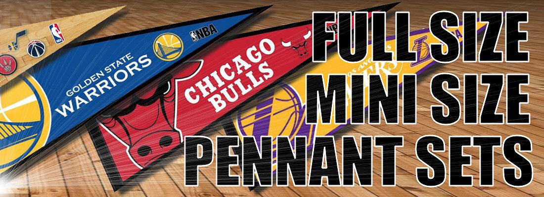 NBA Pennants