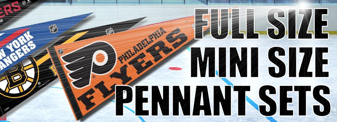NHL Team Pennants