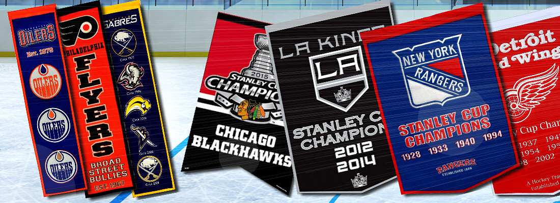 NHL Banners
