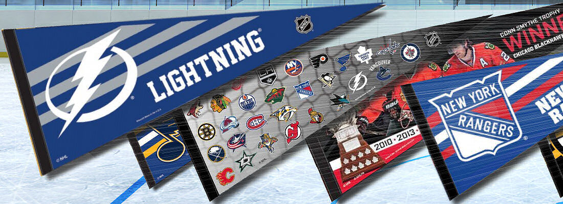 NHL Pennants