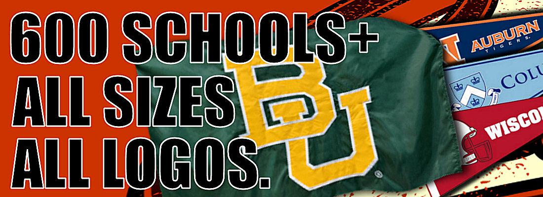 University Flags