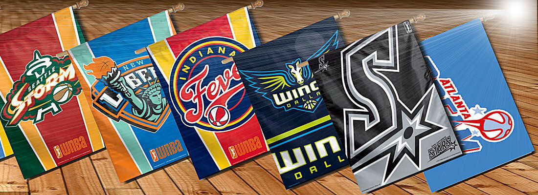 WNBA Flags