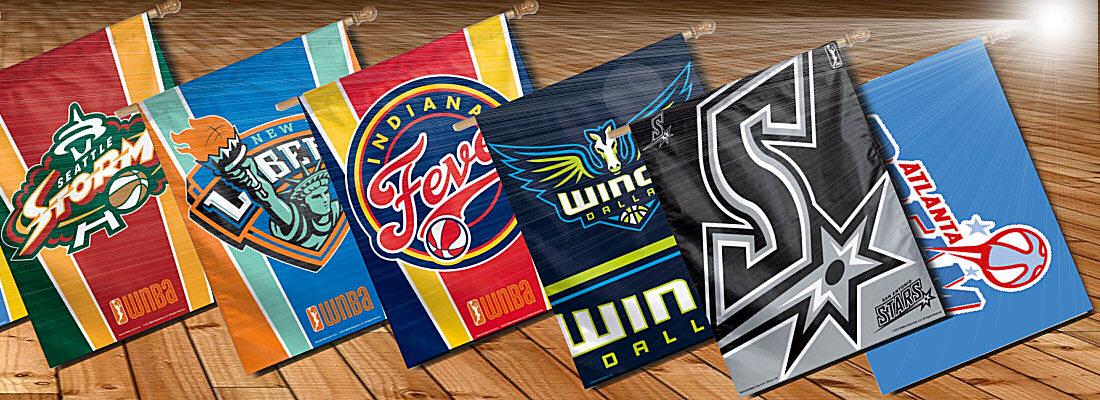 WNBA Flags