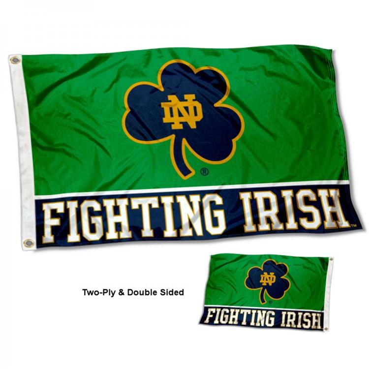 Notre Dame Football Garden Flag Garden Ftempo