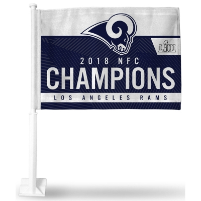 NEW los angeles RAMS BEACH TOWEL 2019 NFC Champions Brand New